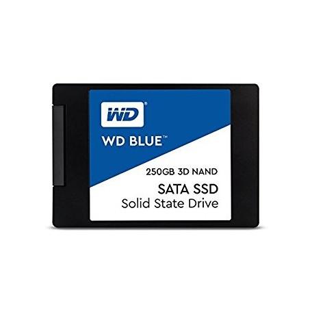 WD Blue 3D 250GB SSD