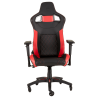 Corsair T1 Race 2018 Silla Gaming Negro/Rojo
