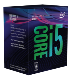 Intel Core i5 8500 3,0Ghz
