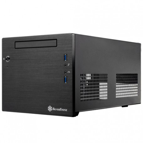 SilverStone SG08B-Lite Mini-ITX