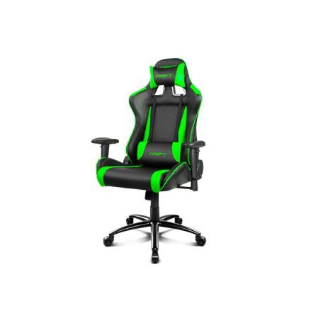 Drift DR150 Silla Gaming Negra/Verde