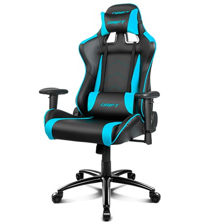 Drift DR150 Silla Gaming Negra/Azul