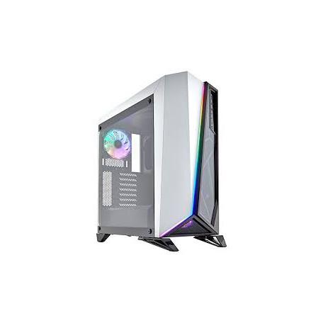 Corsair Carbide Spec Omega RGB Blanca ATX