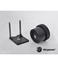 Bitspower D5/MCP655 MOD KIT Negro