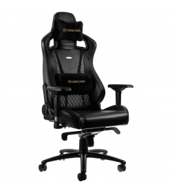 Noblechairs Epic Real Leather Negra