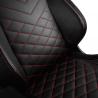 Noble Chairs Epic Negra/Roja