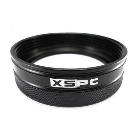 XSPC D5 Aluminium Screw Black Anillo