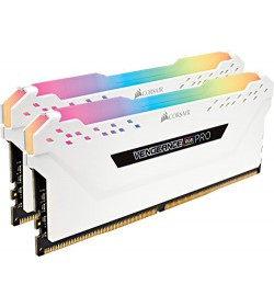 Corsair Vengeance RGB Pro White DDR4 2666 16GB 2x8 CL16