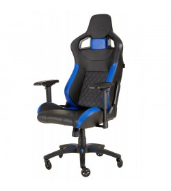 Corsair T1 Race 2018 Silla Gaming Negro/Azul