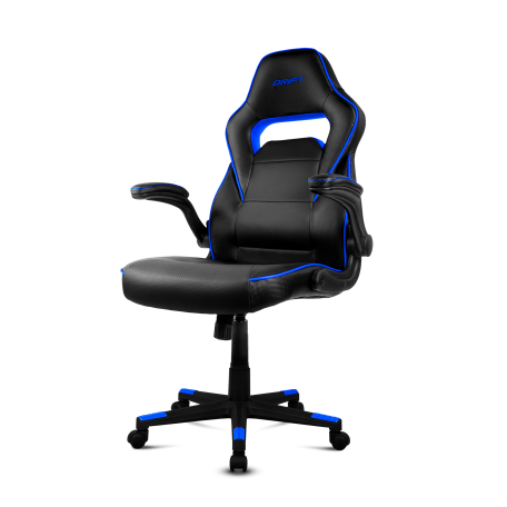 Drift DR75 Silla Gaming Negra/Azul