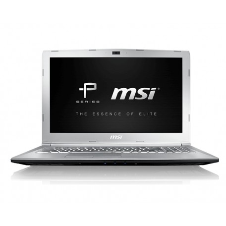 """MSI PE62 8RC-009XES i7-8750H/8GB/256GB SSD+1TB/GTX1050/15,6"""""""