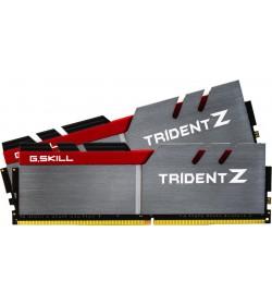 G.Skill Trident Z Gris/Rojo DDR4 3600 16GB 2x8 CL16