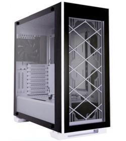 Lian Li Alpha 330 Tempered Glass Blanca