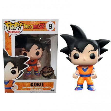 Figura Pop Goku Exclusiva
