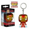 Llavero Pocket POP Iron Man