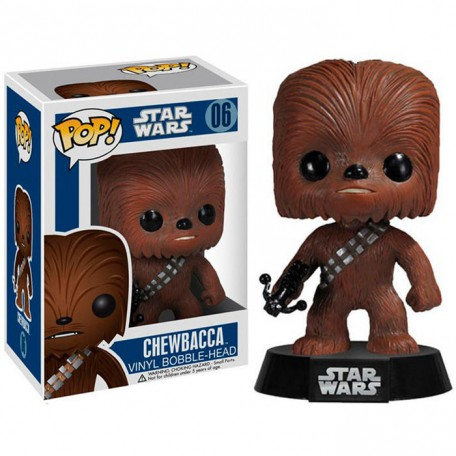 Figura POP Chewbacca