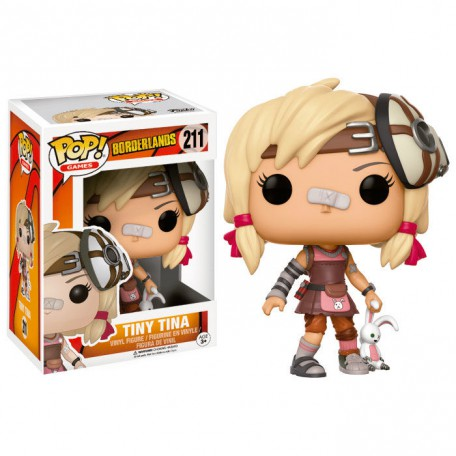 Figura POP Borderlands Tiny Tina