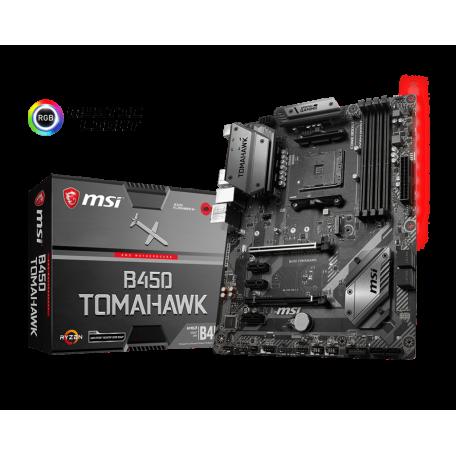 MSI B450 Tomahawk