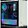 Corsair Carbide Spec-06 RGB Tempered Glass Blanca