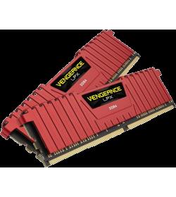 Corsair Vengeance LPX Red DDR4 2400 8GB 2x4 CL14