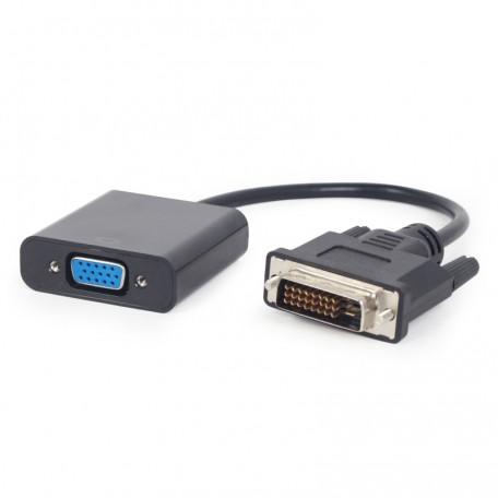 Adaptador DVI-D M 24+1 / VGA H