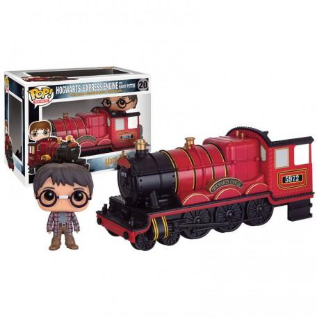 Figura POP Harry Potter Hogwarts Express