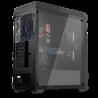 Nox Hummer Fusion Cristal Templado RGB ATX