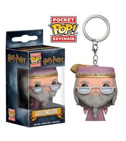 Llavero Pocket POP Harry Potter Dumbledore