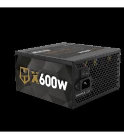 Nox Hummer X 600W 80+ Bronce