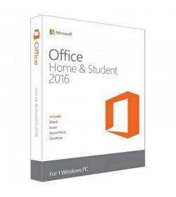 Microsoft Office 2016 Hogar y Estudiantes 1 Licencia