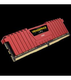 Corsair Vengeance LPX Red DDR4 2666 8GB CL16