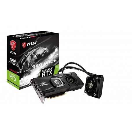 MSI GeForce RTX 2080 Ti Sea Hawk X 11GB GDDR6