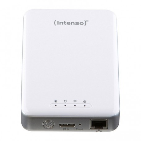 "Intenso HD 6025861 1TB 2.5"" USB 3.0 Wifi Blanco"