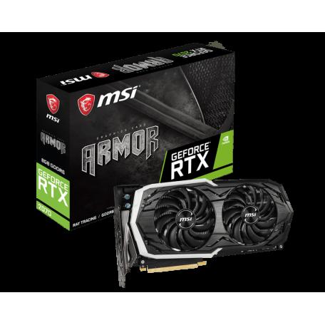 MSI GeForce RTX 2070 Armor 8GB GDDR6