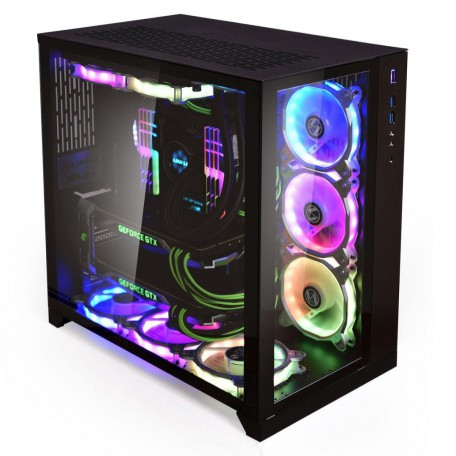 Lian Li PC-O11 Tempered Glass