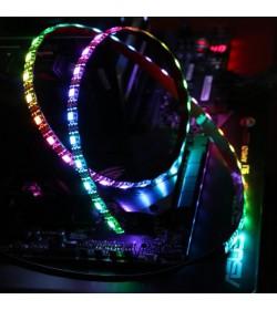 Lamptron FlexLight Multi Programable Dual 30 Leds RGB 50cm