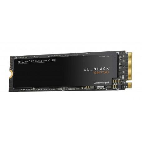 WD Black SN750 500GB SSD M.2 NVMe PCIe
