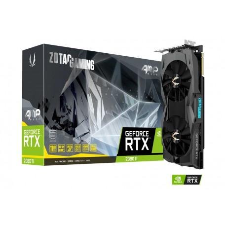 Zotac Gaming GeForce RTX 2080 Ti AMP! MAXX 11GB GDDR6