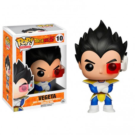 Figura POP Dragon Ball Z Vegeta