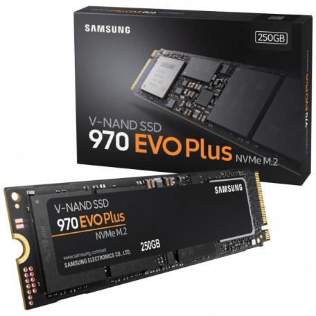 Samsung 970 EVO Plus 250GB SSD M.2 NVMe PCIe