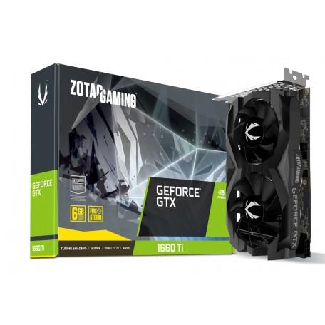 Zotac Gaming GeForce GTX 1660 Ti AMP! 6GB GDDR6