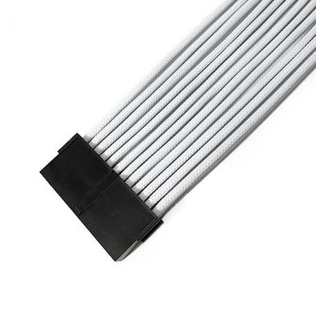 BHCustoms Extensor ATX 24 Pin 30cm Blanco