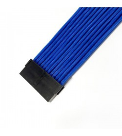 BHCustoms Extensor ATX 24 Pin 30cm Azul