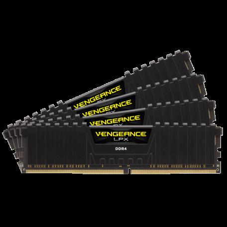 Corsair Vengeance LPX Black DDR4 3200 64GB 4x16 CL16