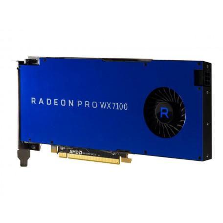 AMD Radeon Pro WX 7100 8GB GDDR5