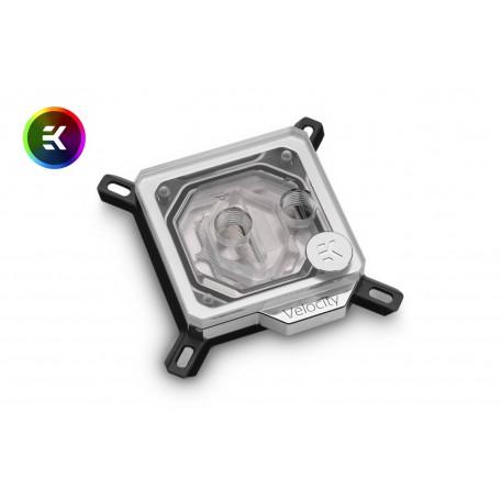 EKWB EK-Velocity RGB Intel Niquel Bloque CPU