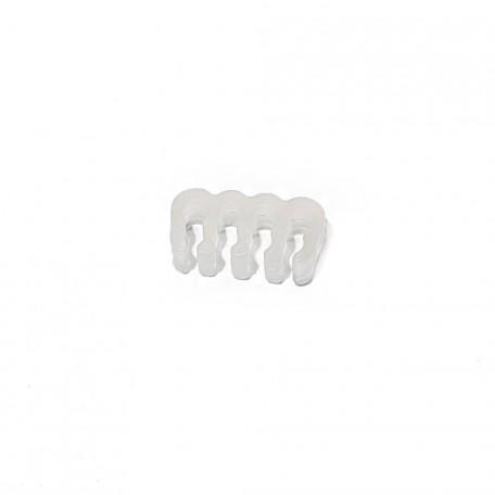 BH Custom cable comb abierto 8 slots transparente