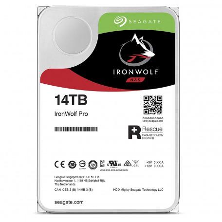 Seagate IronWolf NAS Pro 14TB