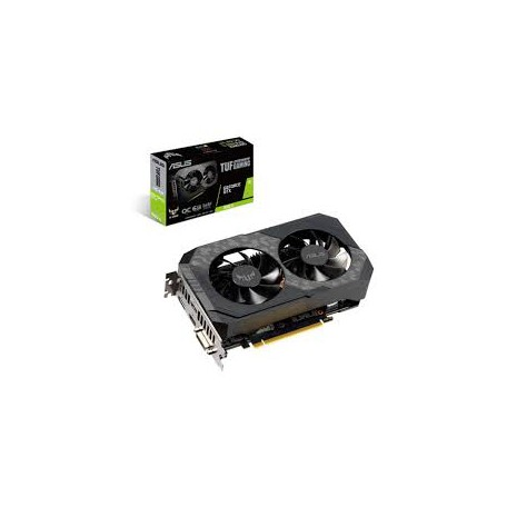 Asus TUF GeForce GTX 1660 Ti OC Edition 6GB GDDR6