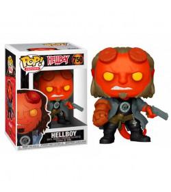 Figura POP Hellboy BPRD Tee